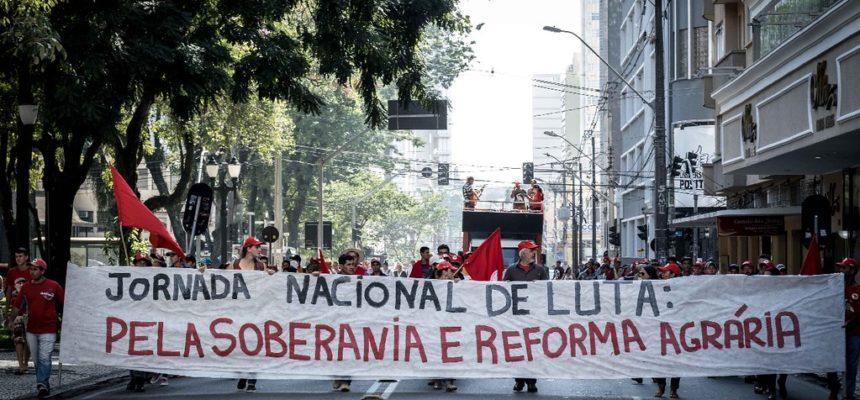 Carta política da Frente Brasil Popular defende soberania