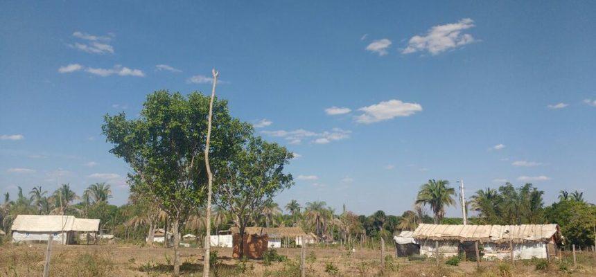 DENÚNCIA | PM ameaça despejar mais de 500 famílias de acampamento no Tocantins