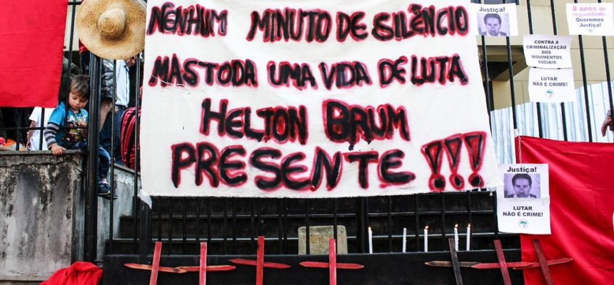 Nota do MST sobre o julgamento do caso Elton Brum da Silva
