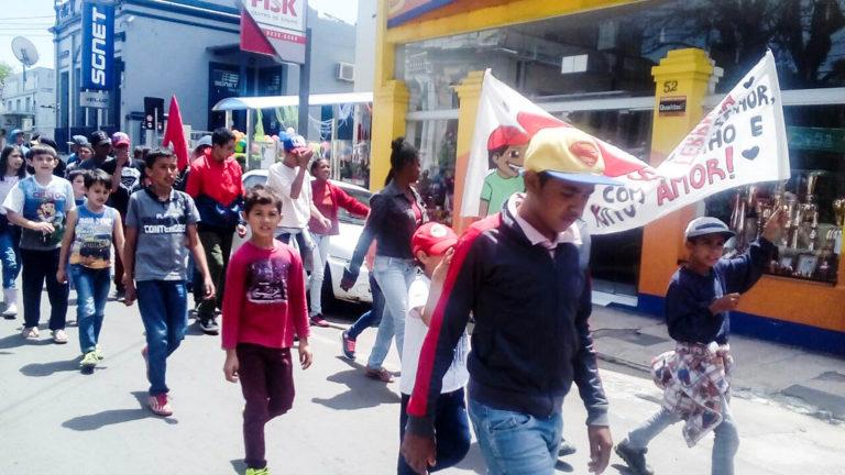 São Gabriel sedia Encontro Regional dos Sem Terrinha