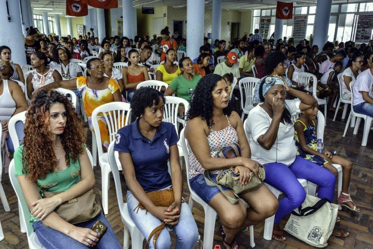 Educadores do MST denunciam o desmonte da educação do campo