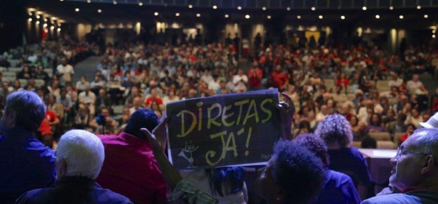 No RS, Frente Brasil Popular lança Plano de Emergência para o país sair das crises