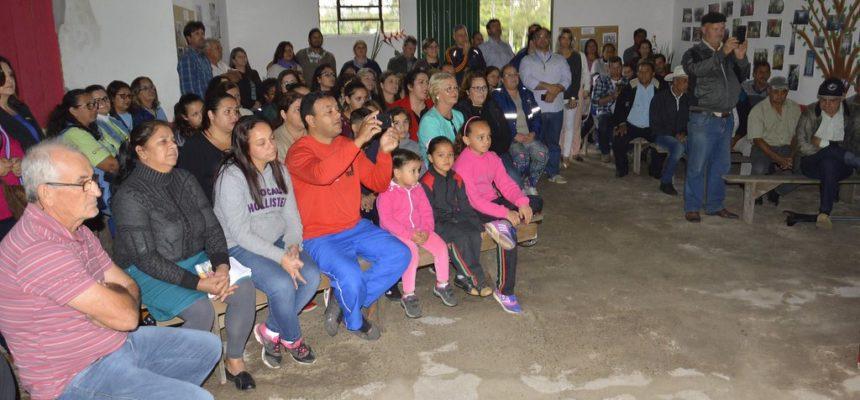 Famílias assentadas comemoram três anos de conquista de Unidade Básica de Saúde