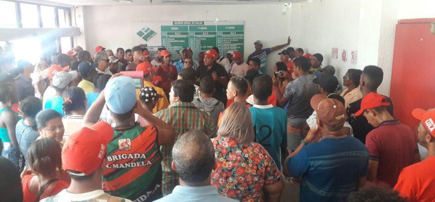 Sem Terra iniciam Jornada de Lutas com ocupação na capital e no interior da Bahia