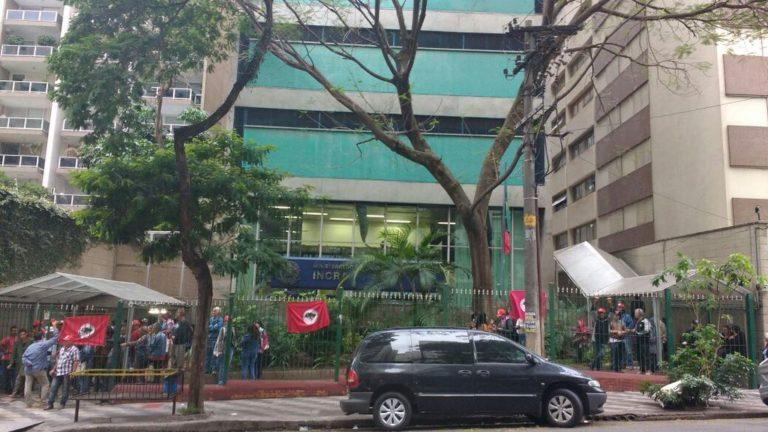 São Paulo: Incra ocupado em Jornada Nacional