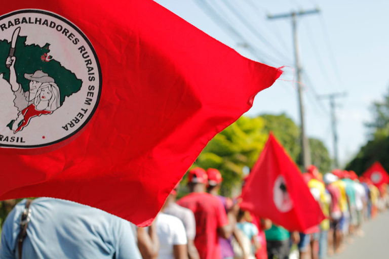 MST se posiciona contra criminalização midiática e pela defesa dos territórios em Correntina (BA)