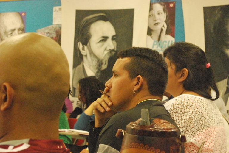Semana de Arte e Cultura da ENFF debate o papel da comunicação e o combate ao racismo