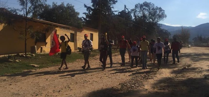 MST presente nas celebrações dos 50 anos do Che na Bolívia