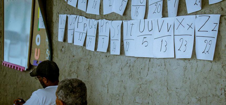 Alfabetizar é emancipar