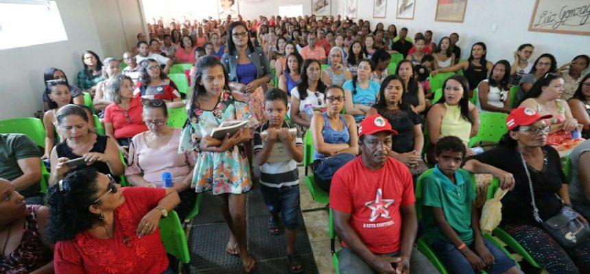 Educadores do MST apontam os desafios da educação do campo na Chapada Diamantina