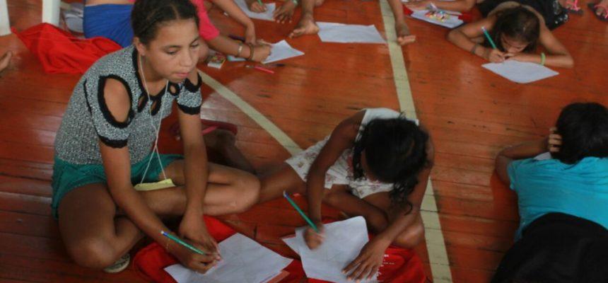 No Pará, MST inicia Encontro Estadual dos Sem Terrinha