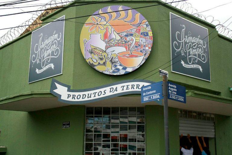 MST presenteia Belo Horizonte com o Armazém do Campo