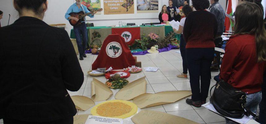 Região sul realiza II Seminário de Agroecologia das Escolas do Campo