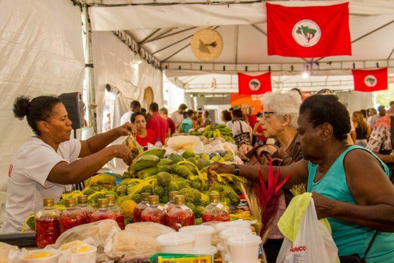 Rio de janeiro recebe a IX edição da Feira da Reforma Agrária