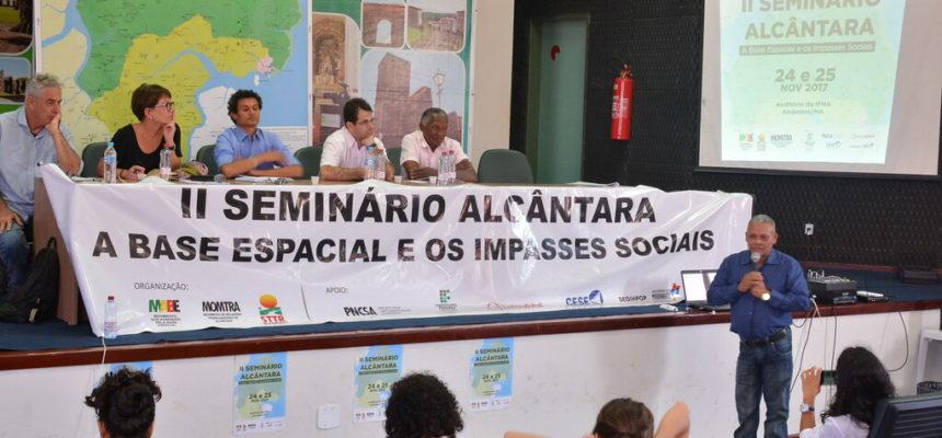 Movimentos sociais buscam fortalecer a resistência pelo território de Alcântara, no MA