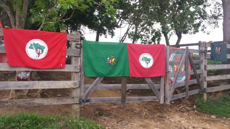 Sem Terra ampliam acampamento no Vale do Paraíba em São Paulo