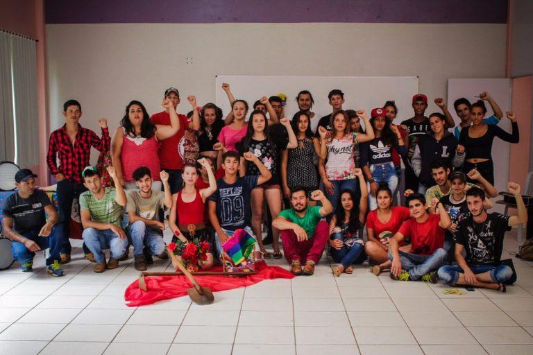 começa a primeira etapa da 9° Turma da Escola da Juventude Sem Terra
