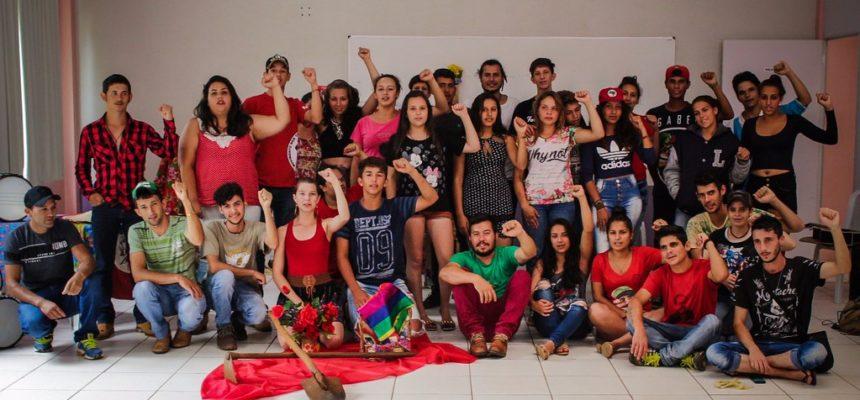 No Paraná, começa a primeira etapa da 9° Turma da Escola da Juventude Sem Terra
