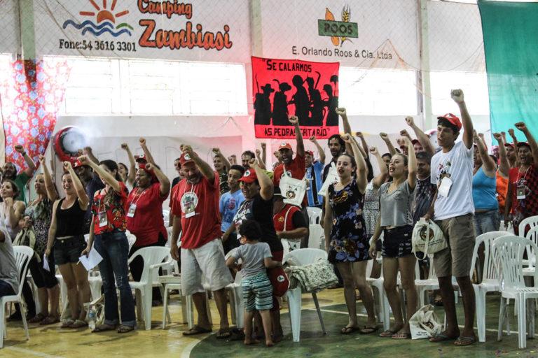 Julgamento de Lula: MST montará acampamento em Porto Alegre