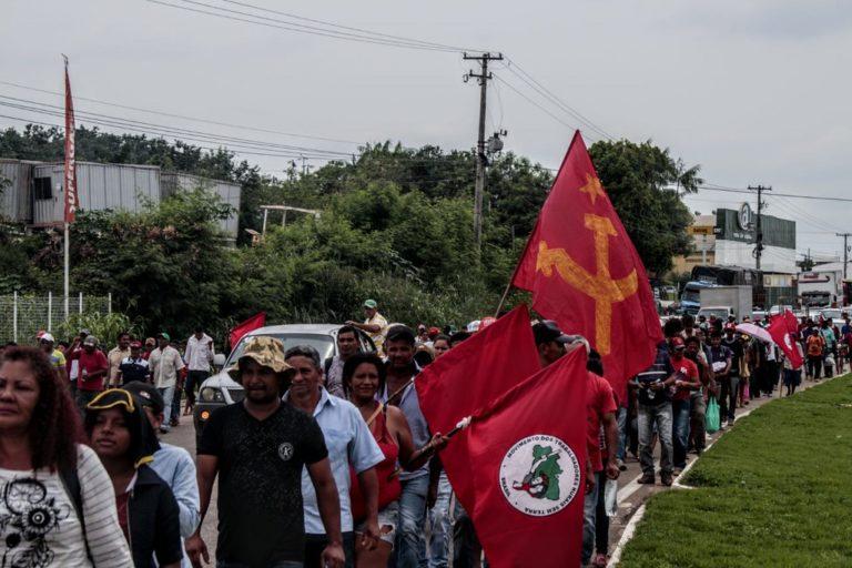 Movimentos realizam grande ato contra despejos de mil famílias no Pará