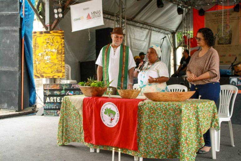 MST celebra a diversidade religiosa em Belo Horizonte