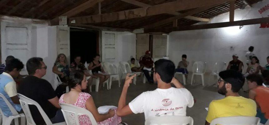 Rádio Camponesa recebe oficina de Comunicação Popular