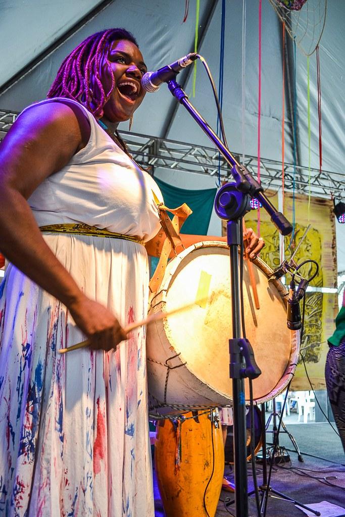 Iami Rane, integrante do grupo Xicas da Silva - Foto Geanini Hackbardt .jpg