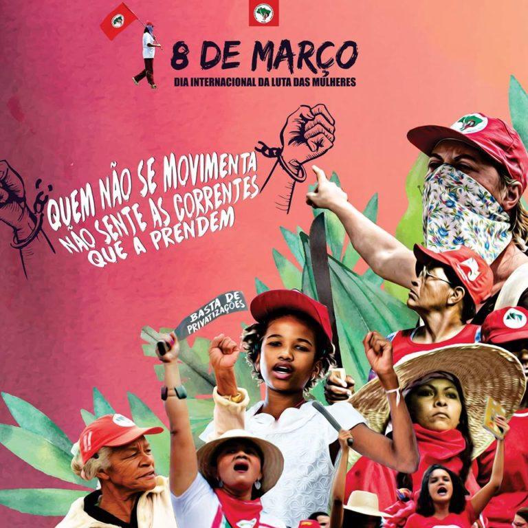 Mulheres Sem Terra realizam conferência com Dilma e marcha em Porto Alegre