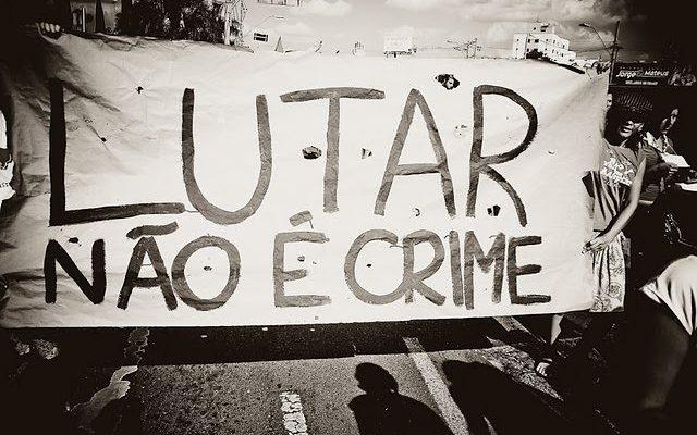 Em nota movimentos populares repudiam condenação arbitrária do  ex-presidente da Fetagri-Pará