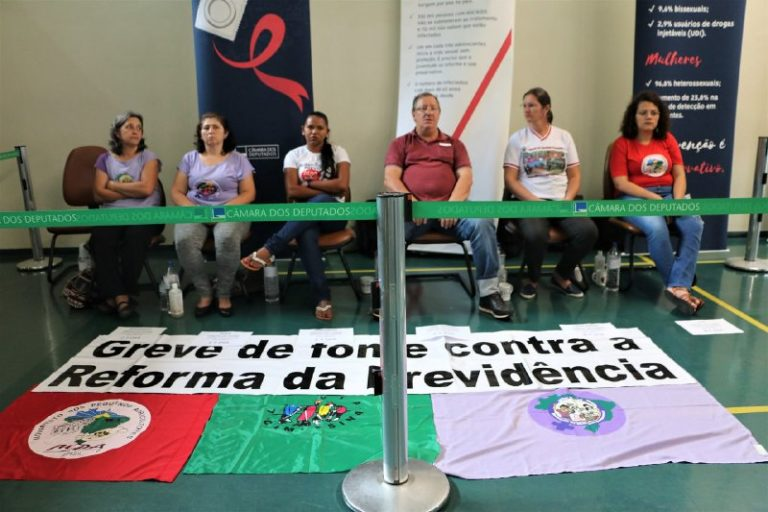 9º Dia de Greve de Fome: trabalhadores do campo e da cidade aderem à greve em todo país
