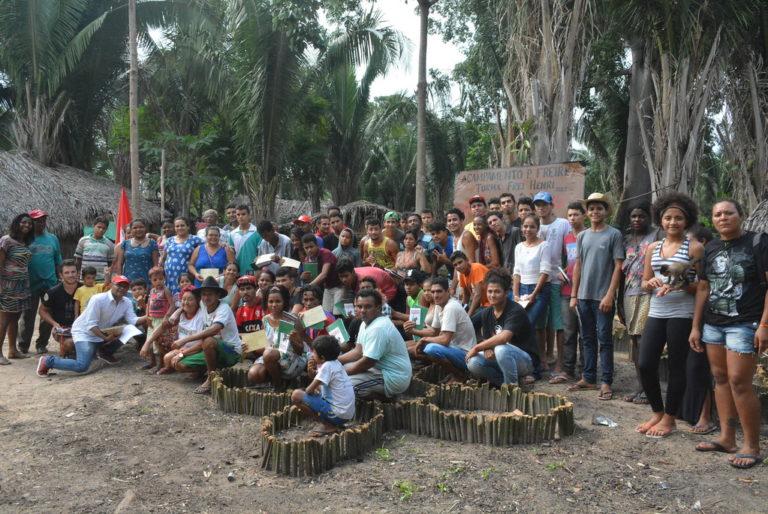 Sem Terra realizam curso de formação no Tocantins