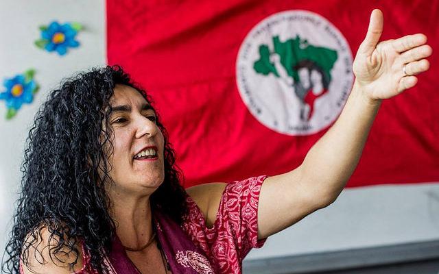 "Marina dos Santos | ""O luto por Marielle seguirá sendo luta"""