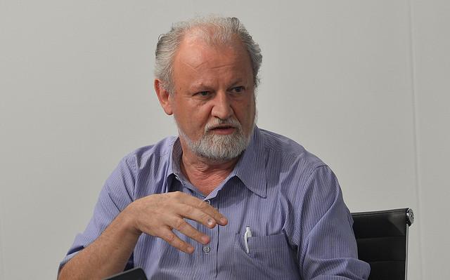 """""""Temos que remover o entulho autoritário imposto pelo governo golpista"""", diz Stedile"""