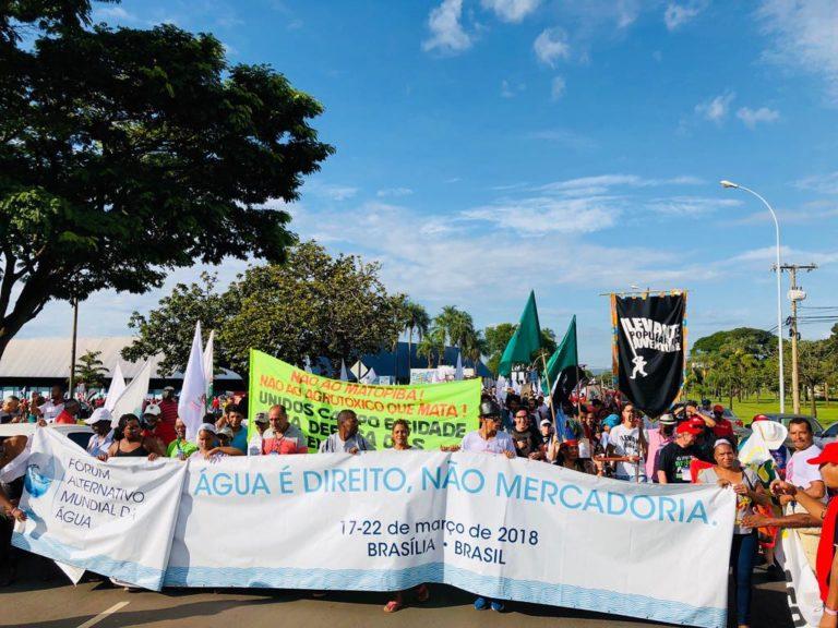 FAMA 2018 encerra suas atividades com marcha e ato inter-religioso