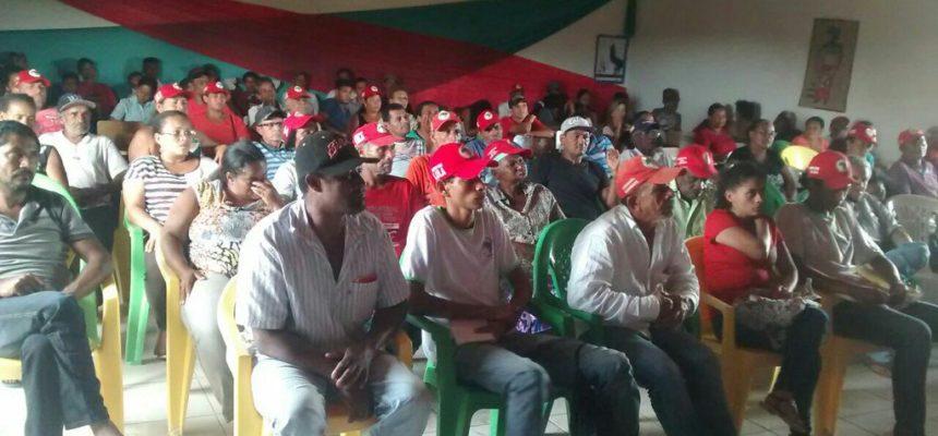 No sudoeste, trabalhadores reafirmam a luta pela terra durante Encontro Regional do MST