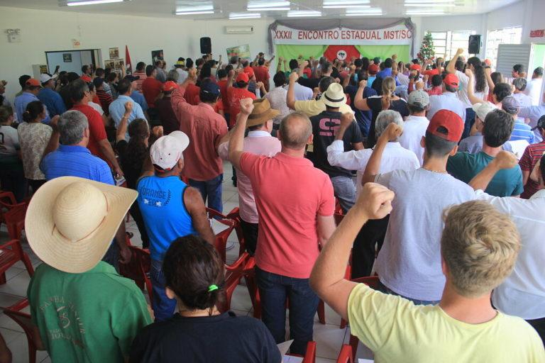 MST em Santa Catarina realiza seu 32º Encontro Estadual