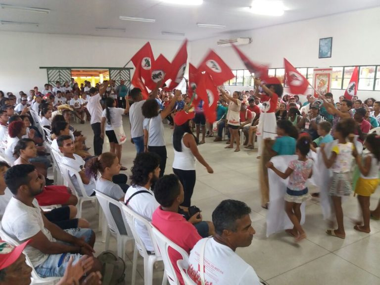 Sem Terra se reúnem no 28° Encontro Estadual no Pará