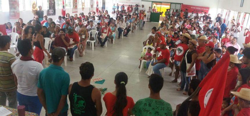 """""""Se o presente é de luta, o futuro nos pertence"""" reafirmam Sem Terra no Pará"""