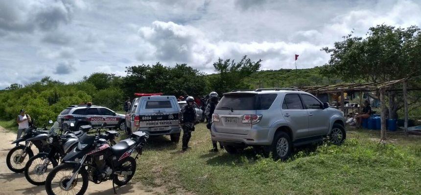 Ocupação em área do senador Zé Maranhão recebe liminar de despejo em tempo recorde