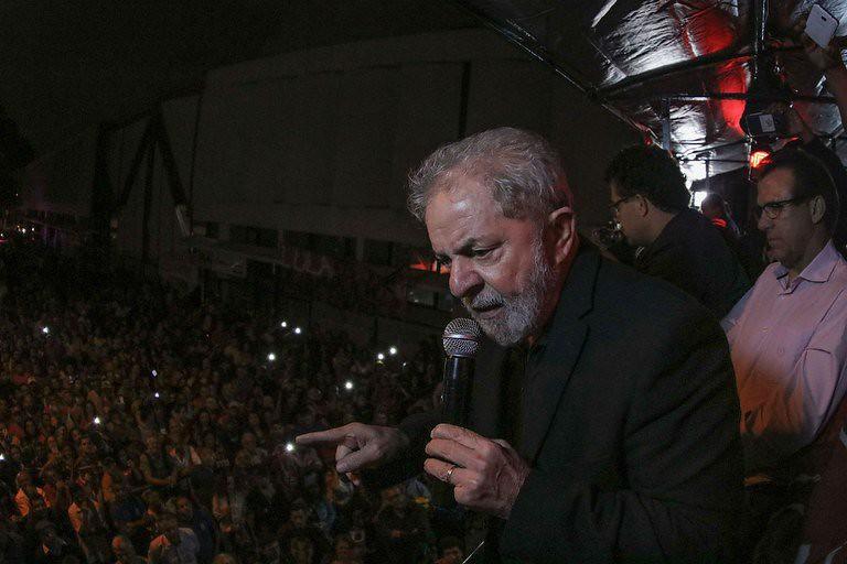 Campanha denuncia ausência de provas contra Lula