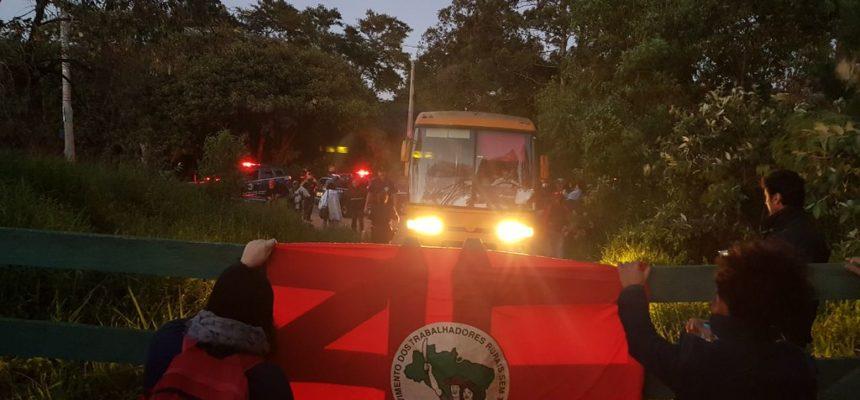MST ocupa fazenda improdutiva em Valinhos, região de Campinas