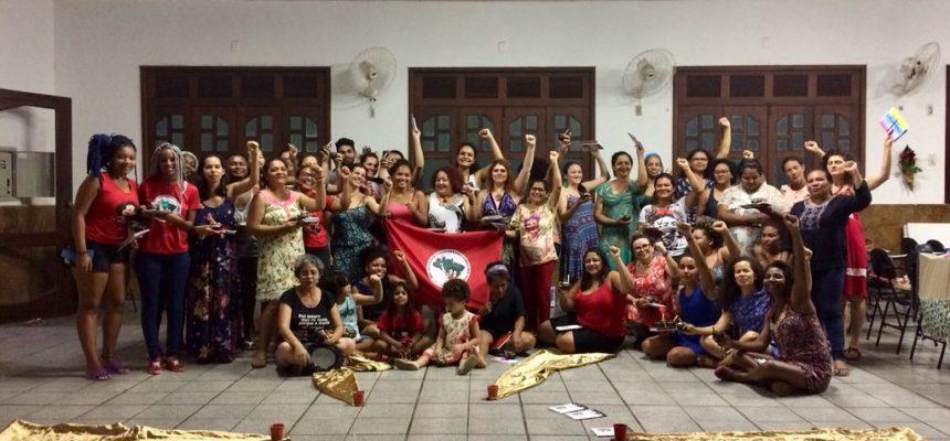 Falemos de nós! Que falem das mulheres Sem Terra, da nossa resistência coletiva!