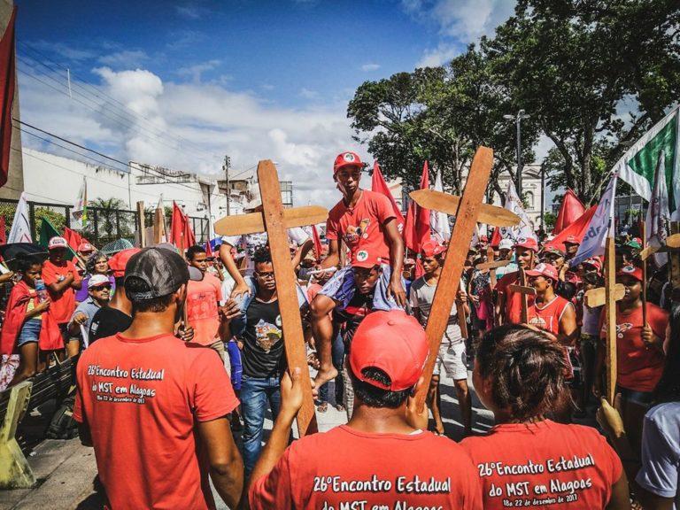 Jornada Nacional mira golpistas em Dia Internacional de Lutas Camponesas