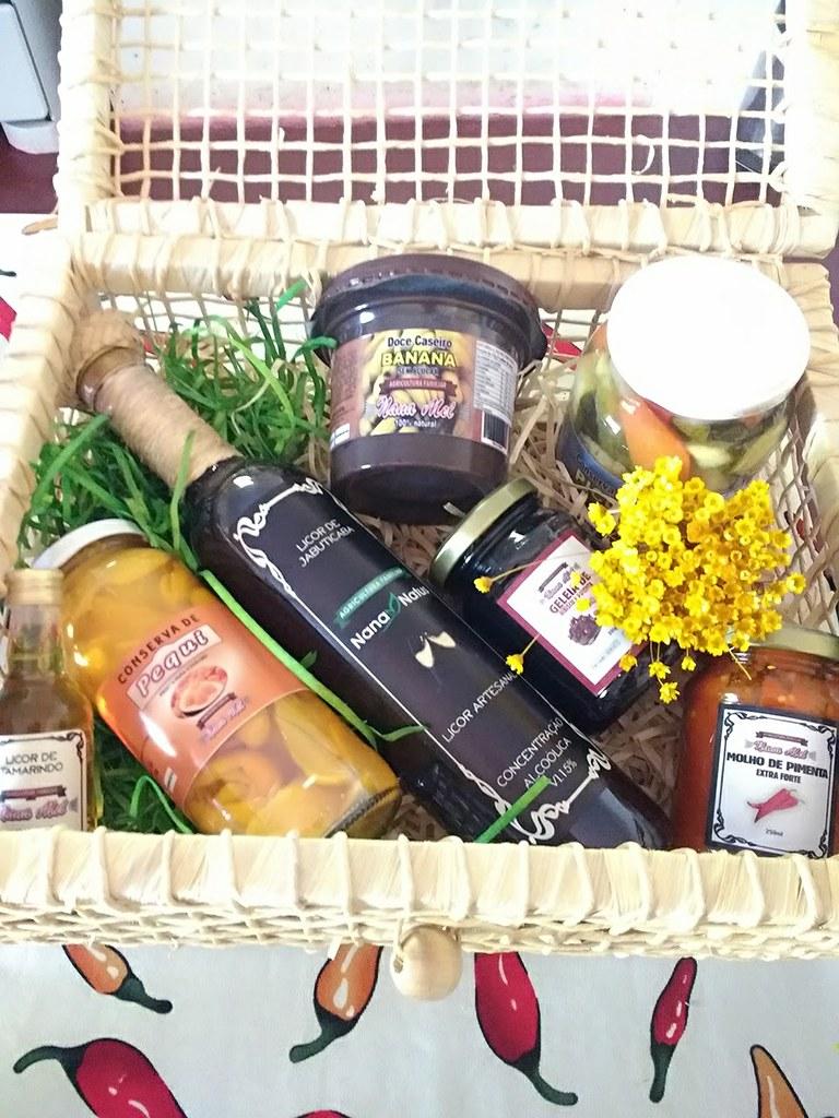 doces e frutas poderão ser encontrados na Feira da Reforma Agrária