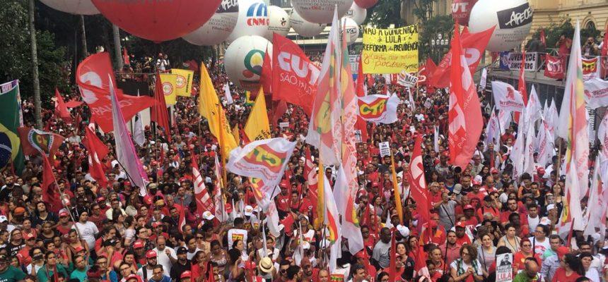 Frente Brasil Popular convoca trabalhadores às ruas em defesa de eleições democráticas