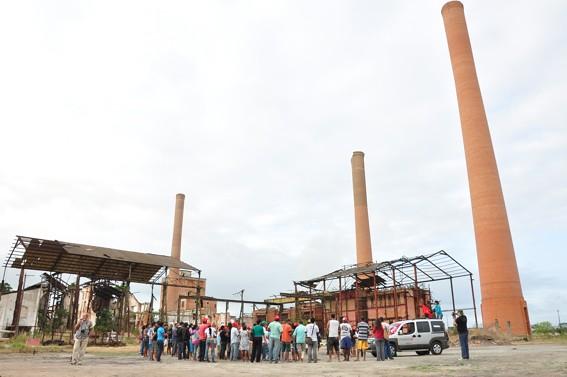 Nota de esclarecimento sobre o o acampamento Luís Maranhão, em Campos dos Goytacazes