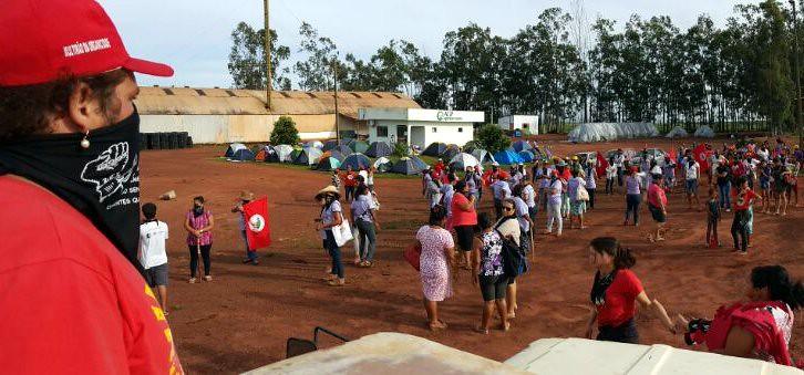 Mulheres camponesas denunciam ameaças de latifundiário no Mato Grosso
