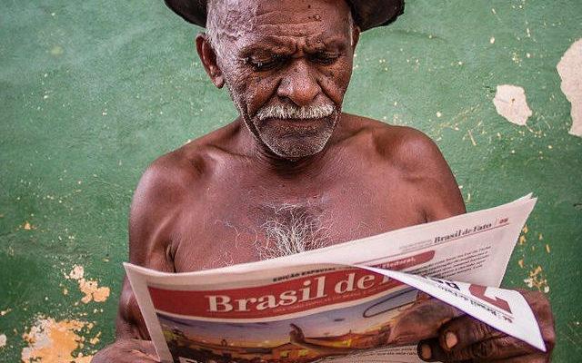 Comunicação popular: Brasil de Fato completa 15 anos