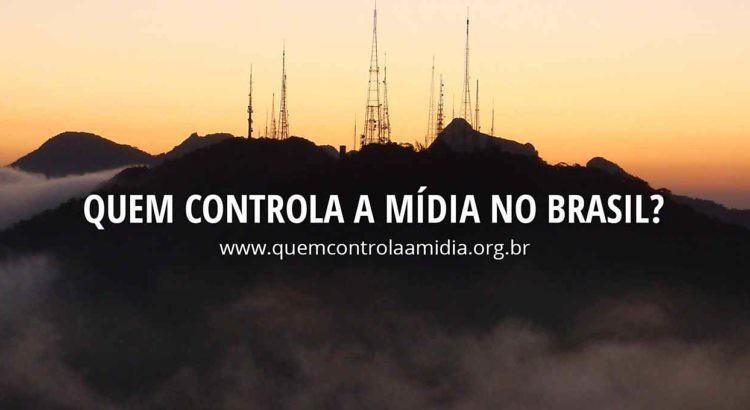 Pesquisa sobre proprietários de mídia é lançada em Brasília