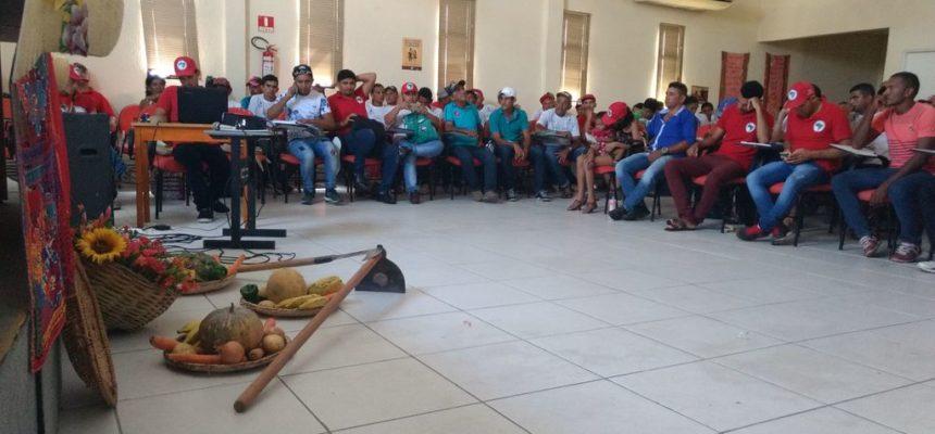 No Ceará, MST realiza seminário preparatório para 1° Copa Estadual da Reforma Agrária